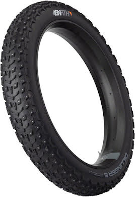 "45NRTH Dillinger 5 Studded Fat Bike Tire: 120tpi 26x4.6"", 258 Concave Studs, Tubeless Ready alternate image 2"