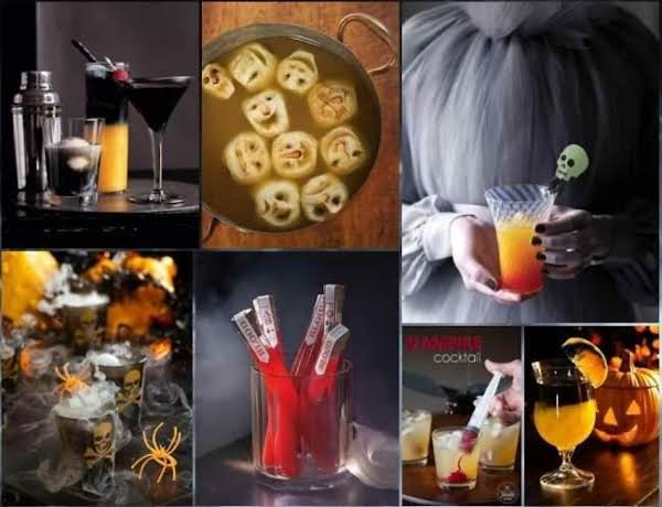7 Best Spooky Cocktails Without Which You Cannot Celebrate Halloween