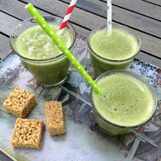 Kid-Approved Green Smoothie.