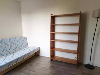 Studio meublé 17,25 m2