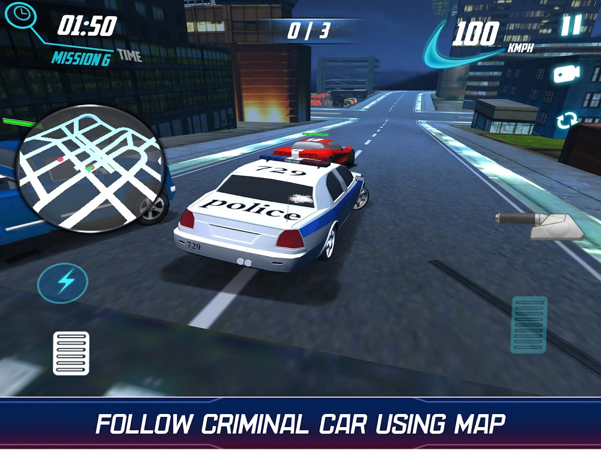 Car Chasing Games For Android