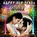 Happy New Year Photo Frames 2021 icon