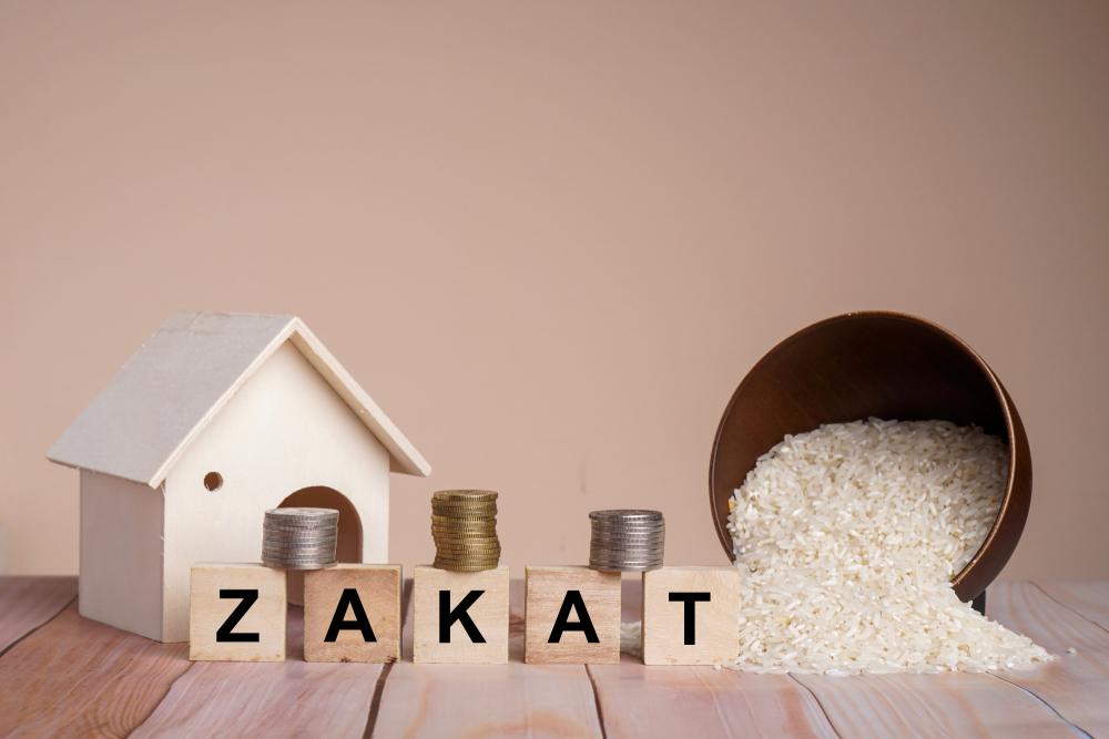 Prophet Muhammad last sermon zakat