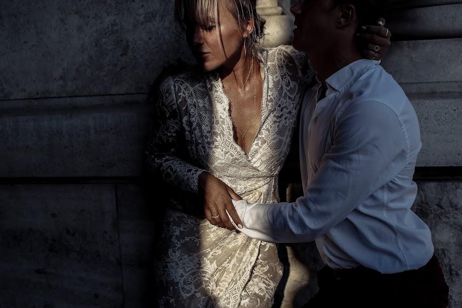 Wedding photographer Vasiliy Tikhomirov (BoraBora). Photo of 11.10.2018