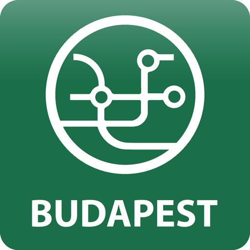 Budapest Public Transport Routes 2018 icon