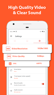 AZ Screen Recorder – Video Recorder, Livestream 3
