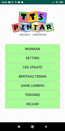 TTS Pintar Bahasa Inggris Indonesia - TTS Offline 1.12 screenshots 3