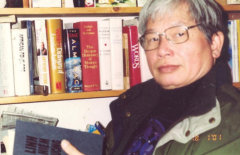 Nhà văn hải ngoại Hồ Trường An