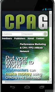 CPAgrip Marketing - náhled