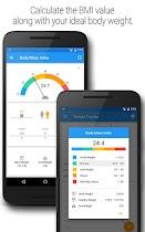 BMI and Weight Loss Tracker - screenshot thumbnail 06