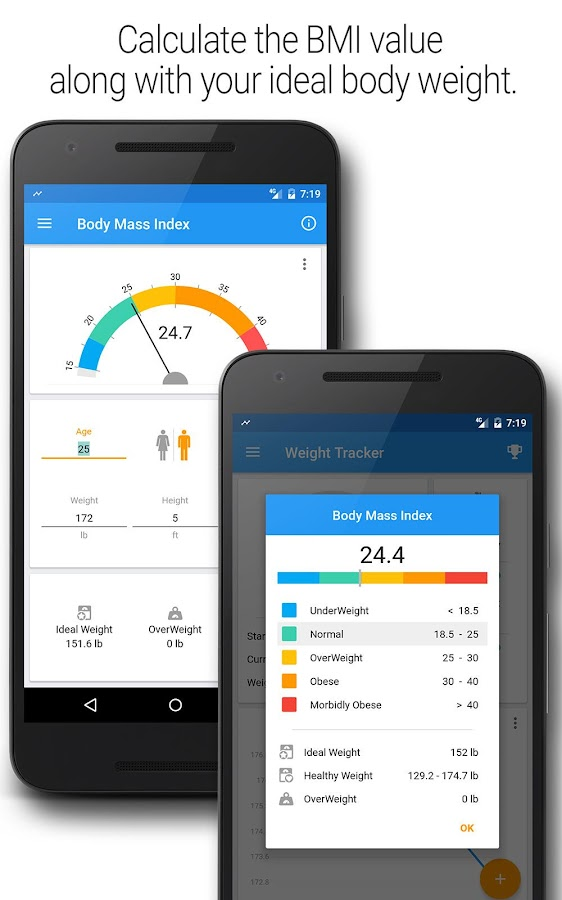 body fat percentage tracker app
