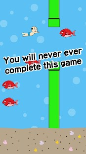 Mr.Swimmer - free action games- screenshot thumbnail