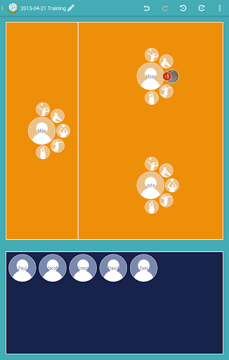 Volleyball stats for coach 1.0 screenshots 15