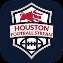 Houston Football STREAM+ icon