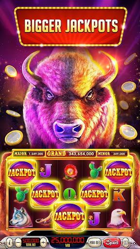 Vegas Downtown Slots - Fruit Machines & Word Games screenshot