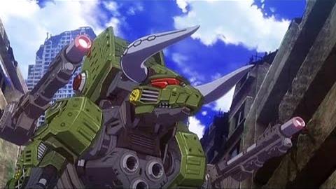 ゾイドワイルドZERO8話アニメ