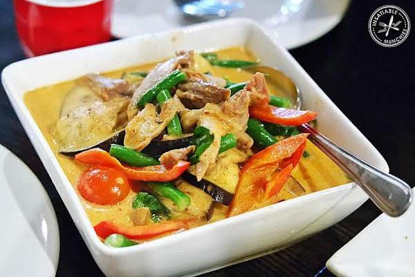 Uk Duck Curry Recipe