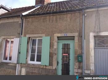 maison à Charenton-du-Cher (18)
