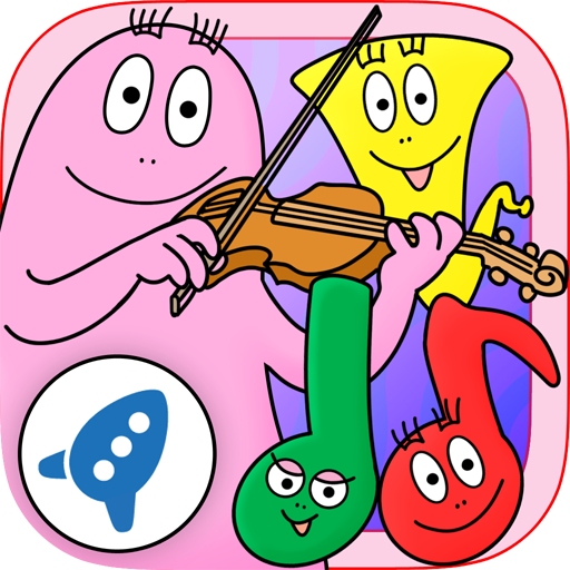Barbapapa musical instruments 教育 App LOGO-硬是要APP