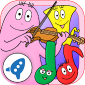 Barbapapa musical instruments