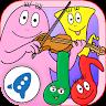 Barbapapa musical instruments icon