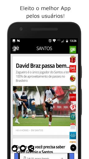 Santos Ao Vivo screenshot 2