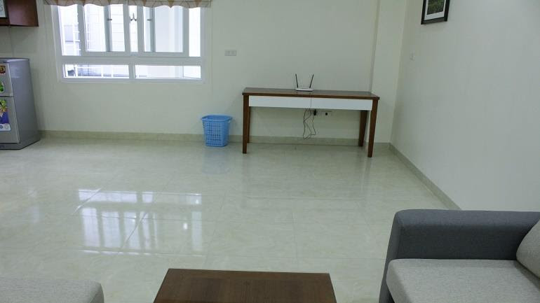Brand – new serviced apartment in Dinh Thon street, near Keangnam Tower for rent