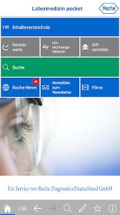Labormedizin pocket Screenshot