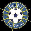 Get Fit 4 Soccer (Offline!) icon