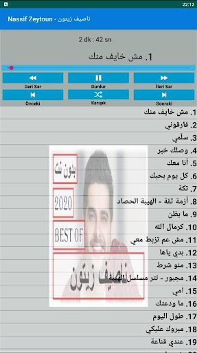 Download ناصيف زيتون 2020 بدون نت Free for Android - Download ...