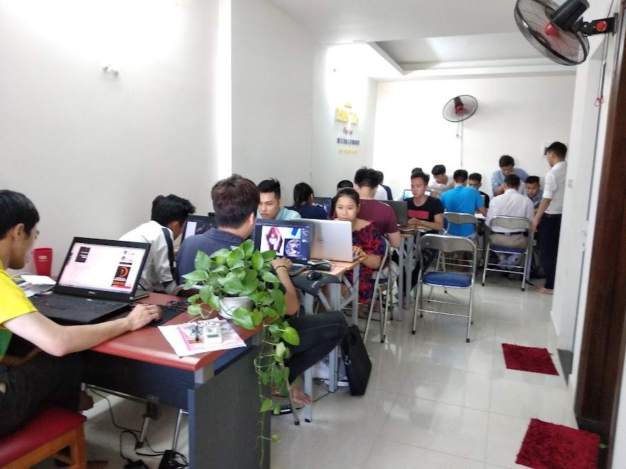 Khóa học đồ họa kiến trúc ở tại Ba Vì Hà Nội