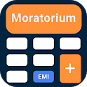 EMI Moratorium Calculator icon