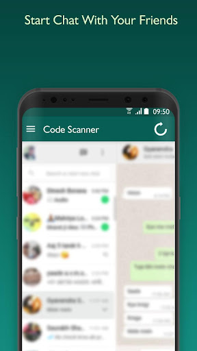 Code Scanner: Whats Web Scan, WebLite, QR Scan for PC
