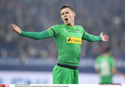 Thorgan Hazard a fait son choix, mais Mönchengladbach a d'autres projets pour lui