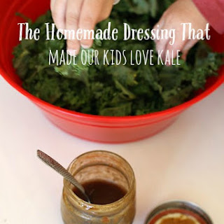 The Kale Salad Our Kids Love Recipe
