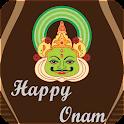 Happy Onam Greetings Wishes icon