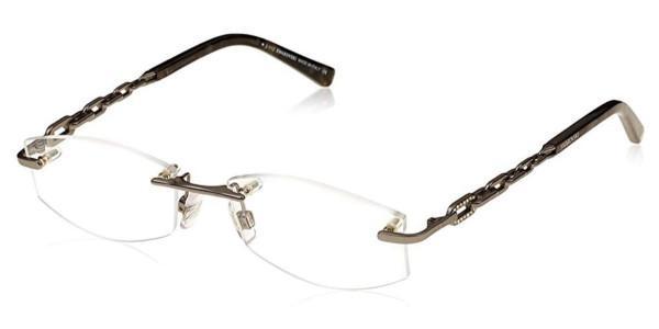 Rimless Eyeglass Frame SmartBuyGlasses