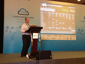 Photo: Mark Lucovsky Shanghai keynote