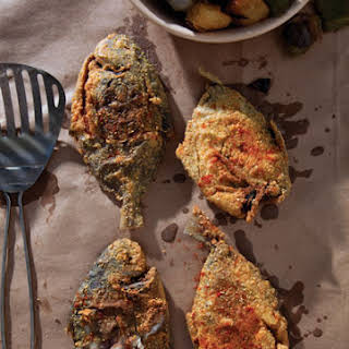 Creole-Style Fried Fish.