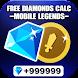 Free Diamonds Calc For Mobile Legends : Bang Bang