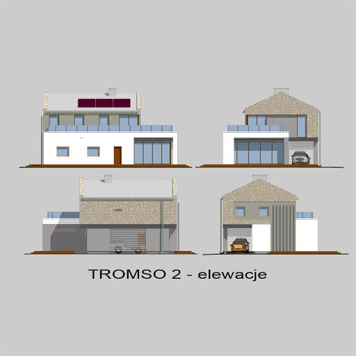 Tromso 2 - Elewacje