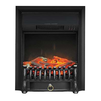 Очаг электрический Royal Flame Royal Fobos black
