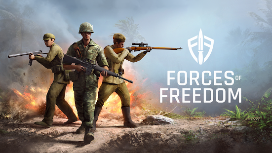 Forces of Freedom (Early Access) Mod