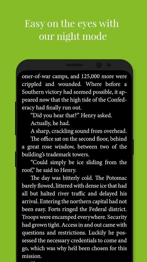 Universal Book Reader Screenshot 4