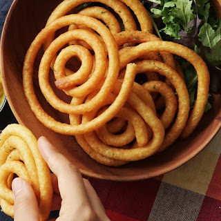 Potato Spirals Recipe
