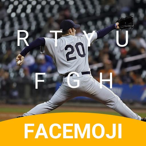 Baseball Judge Keyboard Theme for Yankees