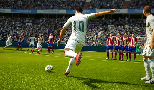 Real Football Flick Shoot Soccer Championship 2018 1.0.7 screenshots 2