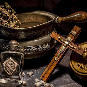 Beati pacifici by Ovidiu Sova - Artistic Objects Still Life ( religion, priest, god, church, cross,  )