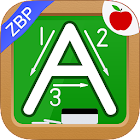 123s ABC Kids Handwriting Game icon