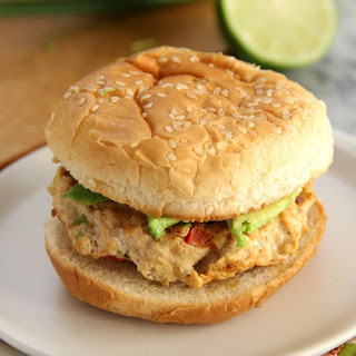 Chile Lime Chicken Burgers Recipes